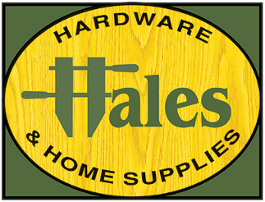 Hales Hardware & Home Supplies, Logo